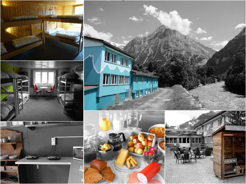 山峰旅館 (Mountain Hostel)