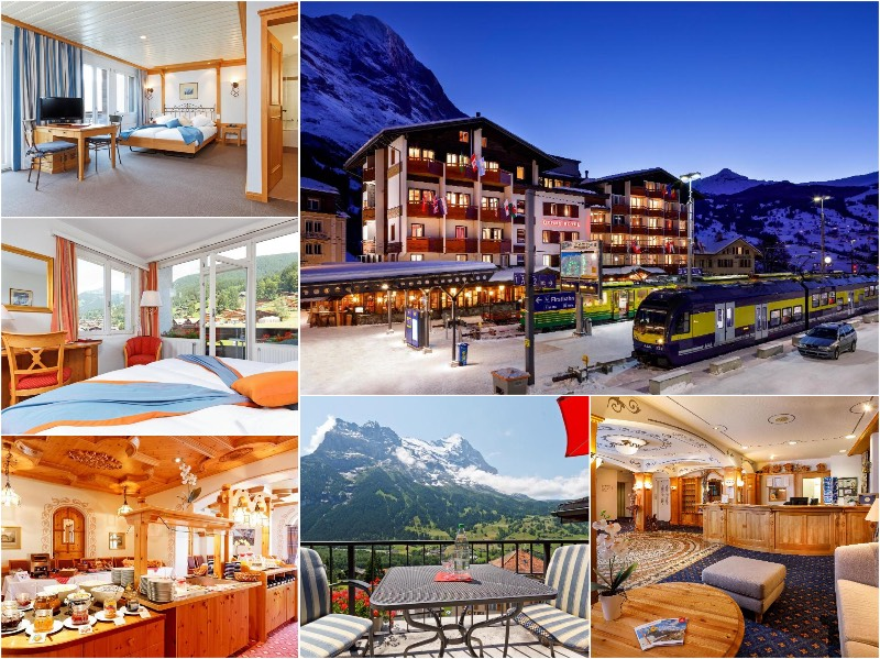 德比瑞士優質旅館 (Derby Swiss Quality Hotel)