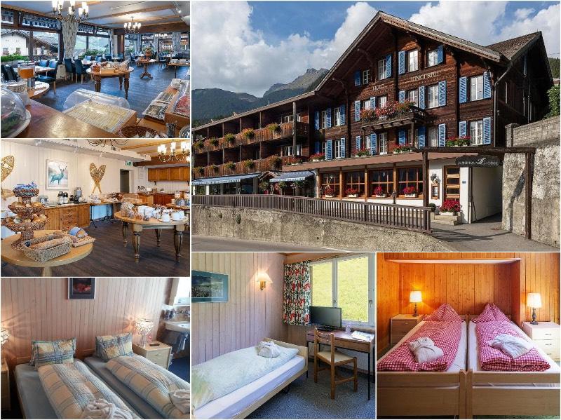 少女峰簡約小屋 (Basic Rooms Jungfrau Lodge)