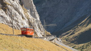 皮拉圖斯山纜車