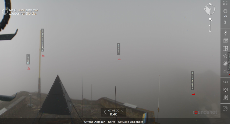 皮拉圖斯山天氣